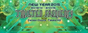 Twisted Frequency 2014-15