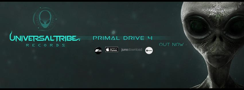 Primal Drive 4 - Out Now!