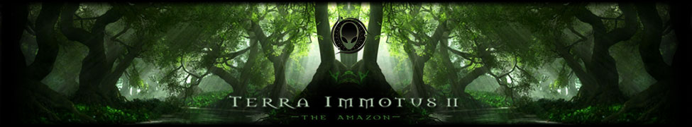 Terra Immotus 2 - The Amazon - out now!